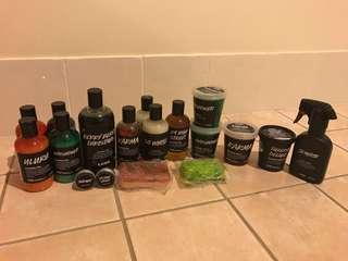 Lush Bath DeStash