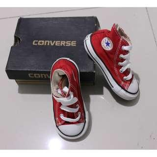 CONVERSE SNEAKERS!!! FOR SALEE!! PRELOVED!!! FOR BABY!!!