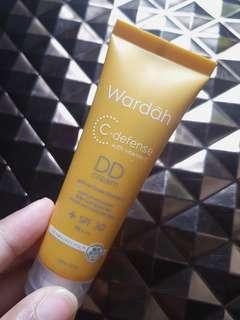 Wardah DD cream C defense