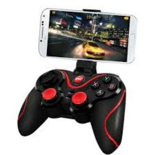 GAMEPAD ANDROID - Wireless Bluetooth Gamepad Gaming Controller