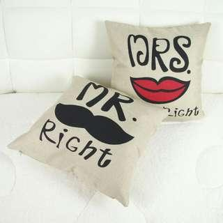 Korea design Cushion Cover pillow case for sofa chair
