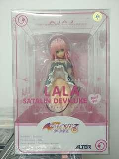 ToLove Ru Lala Satalin Deviluke Maid Version 1/7 Anime PVC Figure