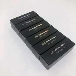Cyber Colors Glam Eye Foil 魅眼金屬眼影蜜 (原價$98/3.5g)