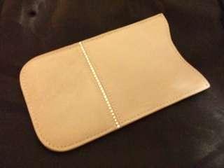 閃石手机套 crystal leather phone cover