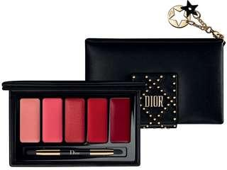 Dior 2018 holiday makeup collection Lip Palette