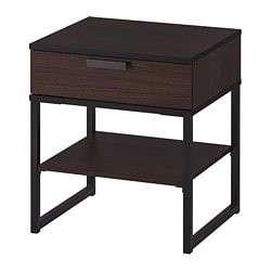 Ikea trysil nightstand side table