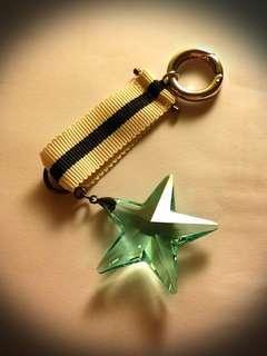 星星水晶配飾