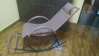 Retro rocking chair