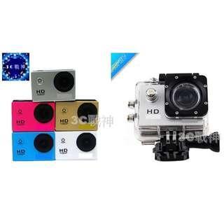 3C戰神  汽機車行車紀錄器/高清720P超廣角110度/戶外運動攝影機/防水防震DV/行車紀錄儀