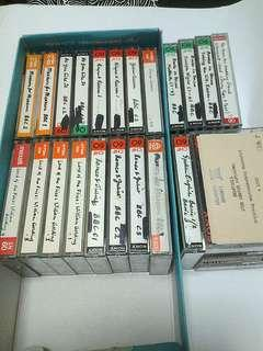 Shakespeare Plays  in Cassette Tapes