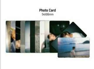 Wanna One Kinho Photocard