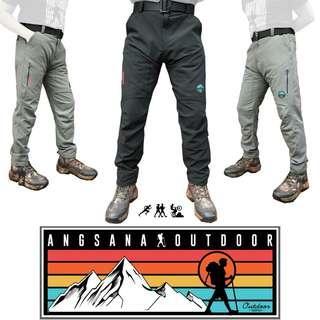 Celana Gunung Angsana Borneo series