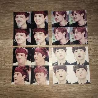 BTS (J-Hope & Suga) Stickers