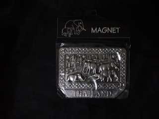 Magnet kulkas souvenier ex Thailand