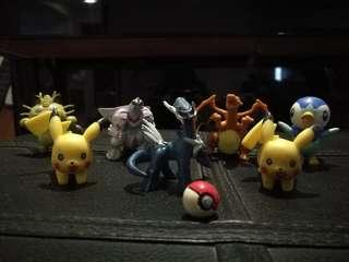 Pokemon Figurines