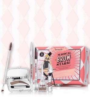 Benefit Eyes Magical Brow Star 眼部喜上眉梢魔法套裝 (worth $1350)