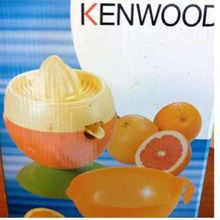 Kenwood 外國品牌榨汁機 全新