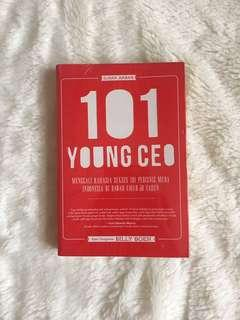 101 Young CEO   Buku Bisnis & Entrepreneurship