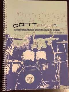 Music workbook- Don't Fret 1