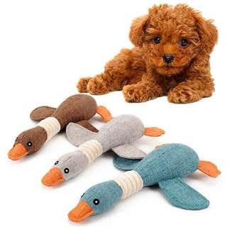Duck Pet Dog Toy Plush
