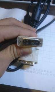 🚚 DVI線材 數位 倉庫貨