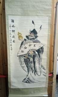 🚚 鍾馗神威圖