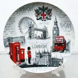 Pajangan Keramik Mancanegara Inggris London I