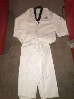 Tae Kwon Do Black Belt Uniform 160cm