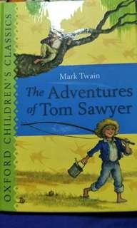 The Adventure of Tom Sawyer by Mark Twain