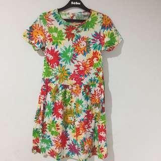 ORI! Uniter Colors of Beneton Dress