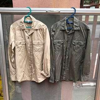 Uniqlo Slim Fit Shirts #payday30