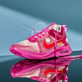 Nike Zoom Fly Offwhite