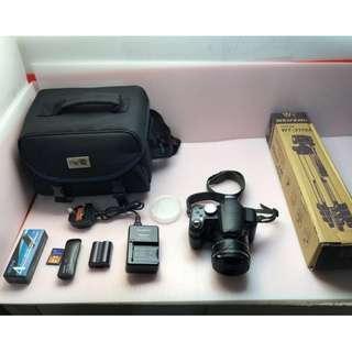 Panasonic Lumix DMZ-FZ18 FULL SET