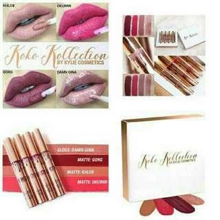 Lipstick Kylie Koko Kollection