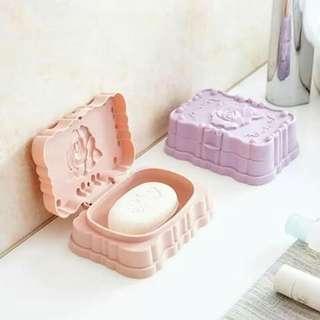 Soap Dispenser w/ cover