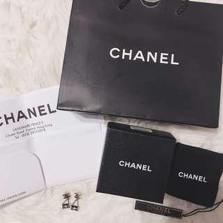 *100% Real* Chanel earrings 香奈兒耳環
