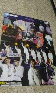 Kwave 3 posters