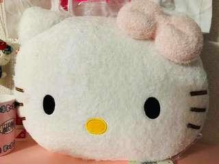 Authentic Hello Kitty Head Pillow from Japan