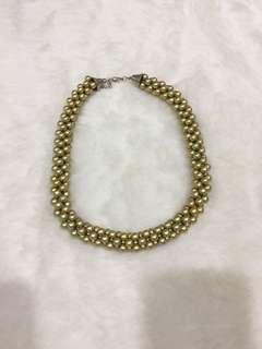 Gold Classy Necklace | Kalung Gold