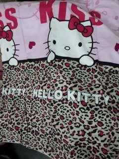 Printed Cartoon Character Fabric 3 pieces