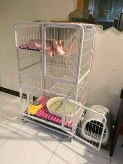 Cat Villa extra large Cage