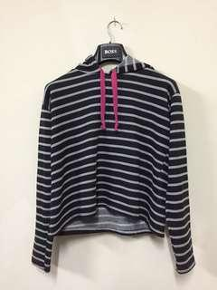 Sixence Stripe Sweater