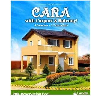 3BR Complete Turn Over Unit with Free Bank Charges Near Tagaytay, Camella Terrazas At Alta Silang