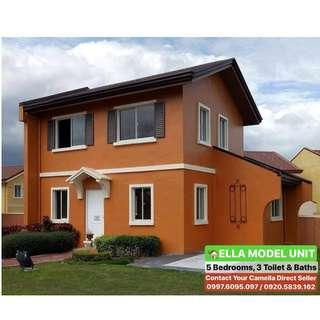 5BR Complete Turn Over Unit with Free Bank Charges Near Tagaytay, Camella Terrazas At Alta Silang