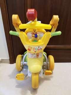 disney bb 三輪車