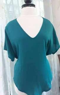 Authentic Lush Green shirt