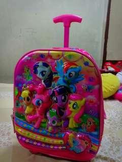 tas anak little ponny