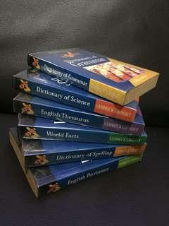 Webster's Reference Book Series