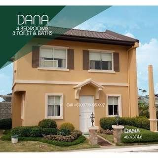 4BR Complete Turn Over Unit with Free Bank Charges Near Tagaytay, Camella Terrazas At Alta Silang