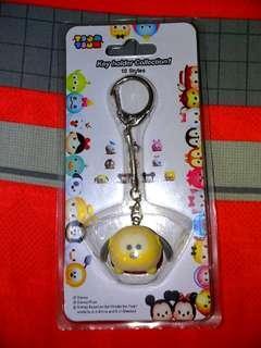 🚚 迪士尼 立體 可愛 鑰匙圈